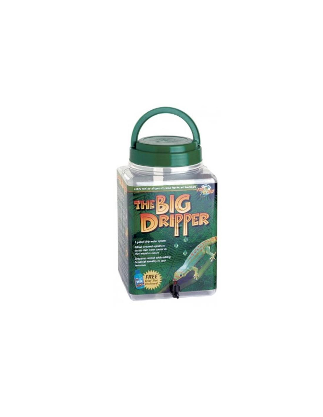 Exo Terra Dripper Plant Drip Watering System: Zoo Med Big Dripper